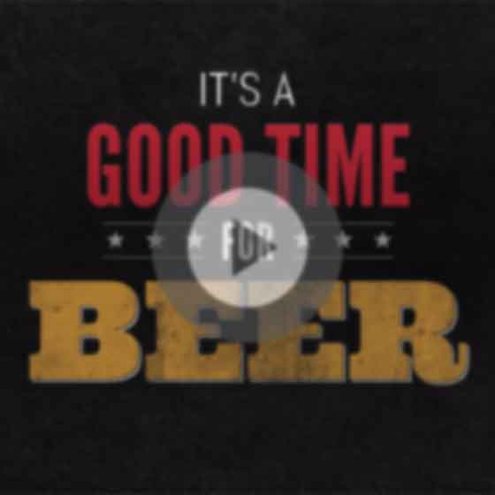 Animated video for Beer
